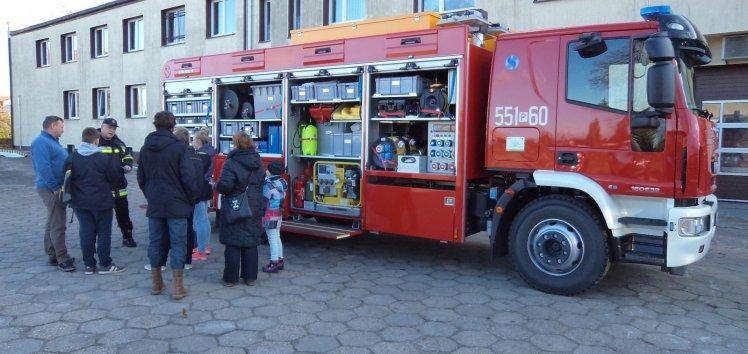 Otwarte strażnice pilskich strażaków.