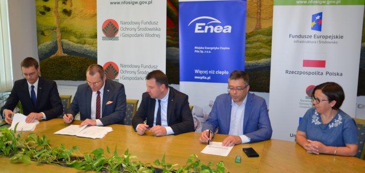 Przebudowa sieci ciepłowniczej dla efektywnej dystrybucji ciepła w Pile